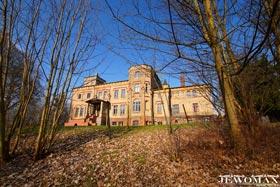 großes Gutshaus in Marxhagen