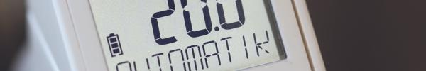 elektronisches raumthermostat